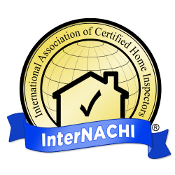Internachi Blue Gold Logo
